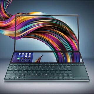 ASUS - ASUS ZenBook Duo UX481FL-HJ122T 美品