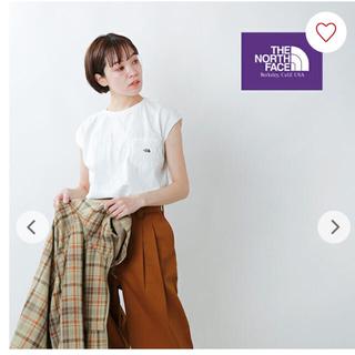 THE NORTH FACE - ノースフェイスパープルレーベル Tシャツ THENORTHFACE人気完売品