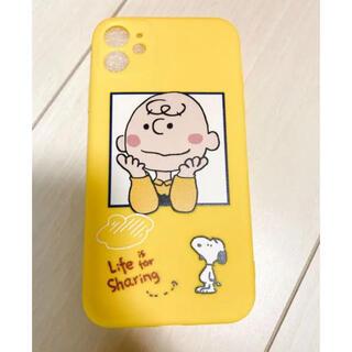 スヌーピー(SNOOPY)のPEANUTS スヌーピー iphone11(iPhoneケース)