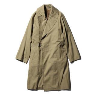 COMOLI - 定価11.8万円 17AW/コットンギャバタイロッケンコート/L03-04007