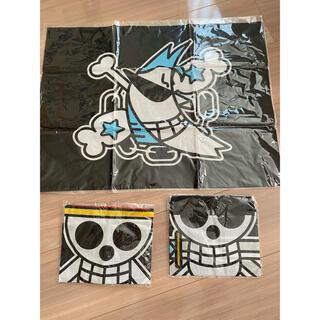 ◎ワンピース 海賊バンダナ3セット◎(その他)