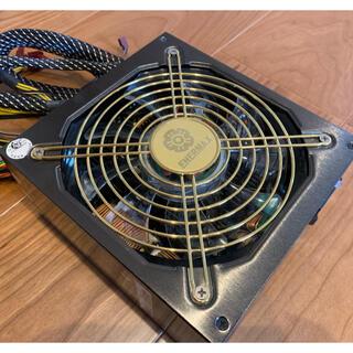 ENERMAX 720W電源 INFINITI-JC EIN720AWT 80+