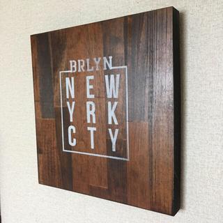 ニューヨークシティ プレート