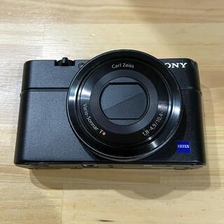 SONY - SONY Cyber-shot DSC-RX100M2 ジャンク品
