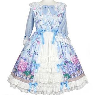 アンジェリックプリティー(Angelic Pretty)のAngelic Pretty Sweet Lacyバスケット ワンピース(ミニワンピース)