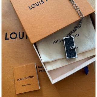 LOUIS VUITTON - djトランク ネックレス