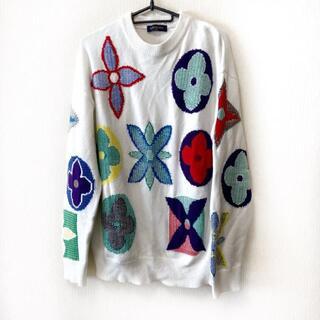 ルイヴィトン(LOUIS VUITTON)のルイヴィトン 長袖セーター サイズL メンズ(ニット/セーター)