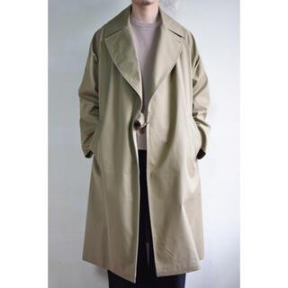 COMOLI - 定価10.8万円 19SS COMOLI タイロッケン コート サイズ2