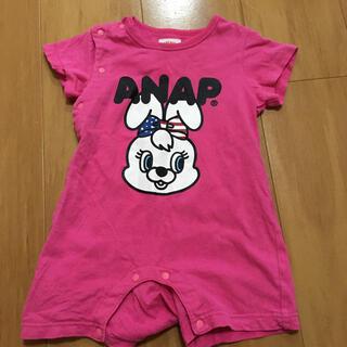 アナップキッズ(ANAP Kids)のアナップ ロンパース(ロンパース)