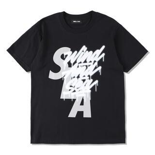 シー(SEA)のウィンダンシー IT'S A LIVING WDS (S_E_A) TEE(Tシャツ/カットソー(半袖/袖なし))