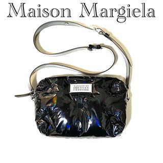 Maison Martin Margiela - マルジェラ グラムスラム ショルダーバッグ エナメル ホログラム