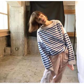 【新品タグ付き】OUTIL バスクシャツ サイズ2