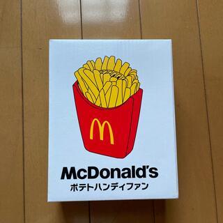 マクドナルド - マクドナルド2021夏福袋ポテトハンディファン