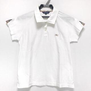 バーバリー(BURBERRY)のバーバリーゴルフ 半袖ポロシャツ サイズM(ポロシャツ)