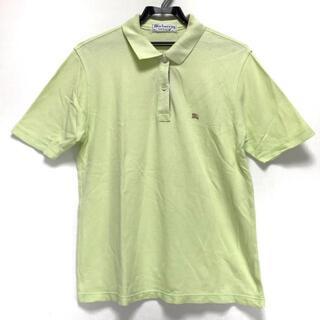 バーバリー(BURBERRY)のバーバリーズ 半袖ポロシャツ サイズS -(ポロシャツ)