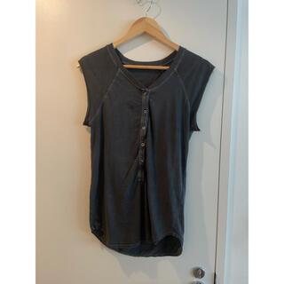 DEUXIEME CLASSE - Deuxieme Classe  henley テンジク Tシャツ