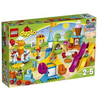 """レゴ(Lego)のレゴ デュプロ 10840 デュプロ(R)のまち""""おおきな遊園地(積み木/ブロック)"""