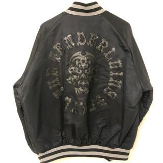 テンダーロイン(TENDERLOIN)のTENDERLOIN NYLON RIB JKT BLACK SENSE 限定(ナイロンジャケット)
