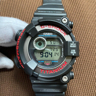 G-SHOCK - G-SHOCK ジーショック フロッグマン DW-8200-1A 定番蛙