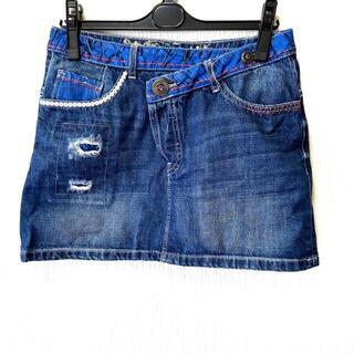 デシグアル(DESIGUAL)のデシグアル ミニスカート サイズ36 M -(ミニスカート)
