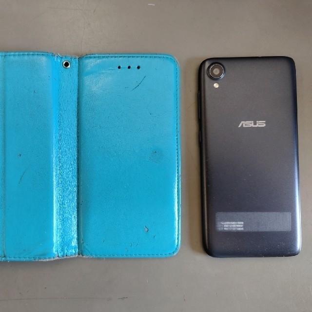 ASUS(エイスース)のzenfone live l1 スマホ/家電/カメラのスマートフォン/携帯電話(スマートフォン本体)の商品写真