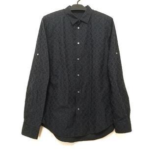 ルイヴィトン(LOUIS VUITTON)のルイヴィトン 長袖シャツ サイズXL メンズ(シャツ)