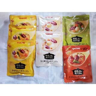 カゴメ(KAGOME)のカゴメ ポタージュ(レトルト食品)