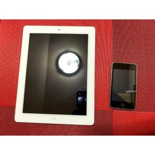 Wi-Fiモデル  iPad3 &iPod touch retinaモデル