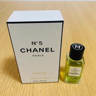 CHANEL - CHANEL シャネル 香水 パルファム オードトワレ N°5 N°19