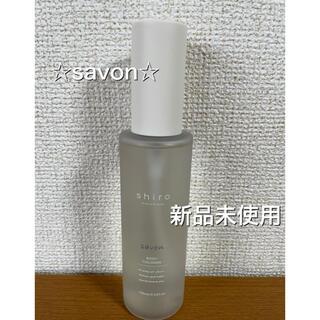 shiro - shiro  シロ ボディコロン サボン 100ml