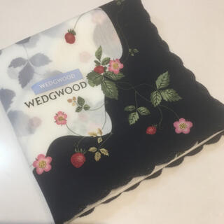 WEDGWOOD - ウェッジウッド ハンカチ 新品未使用