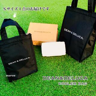 DEAN & DELUCA - 正規品DEAN&DELUCA 保冷バッグ黒Sクーラーバッグエコバッグランチバッグ