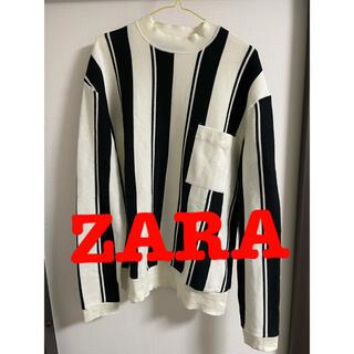 ZARA - ZARA ボーダー ニット