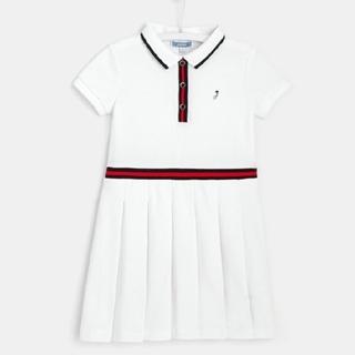 ジャカディ(Jacadi)のjacadi ジャカディ ROZA ポロワンピース ポロシャツ ラルフローレン(ワンピース)