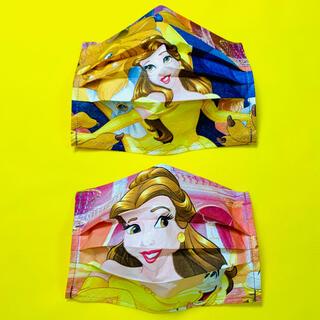 ディズニー(Disney)の美女と野獣 インナーマスク 使い捨て 再利用可 ペーパーナプキン ディズニー (日用品/生活雑貨)