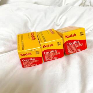 富士フイルム - 35mmフィルム Kodakcolorplus