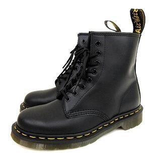 ドクターマーチン(Dr.Martens)のドクターマーチン  ICONS 1460 8ホールブーツ 27cm 黒 ブラック(ブーツ)