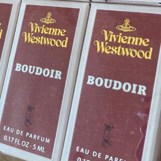 ヴィヴィアンウエストウッド(Vivienne Westwood)のヴィヴィアン  ブドワール 5ml 2点分(香水(女性用))