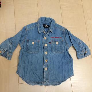 ポロラルフローレン(POLO RALPH LAUREN)のポロラルフローレンのデニムシャツ(シャツ/カットソー)