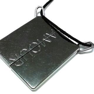 エルメス(Hermes)のエルメス ネックレス シンボル 金属素材(ネックレス)