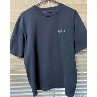 agnes b. - agnes.b ロゴ Tシャツ