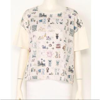 franche lippee - デコレーションキューブ Tシャツ フランシュリッペ