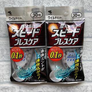 コバヤシセイヤク(小林製薬)の小林製薬 スピードブレスケア 30粒X2  口臭ケア(口臭防止/エチケット用品)