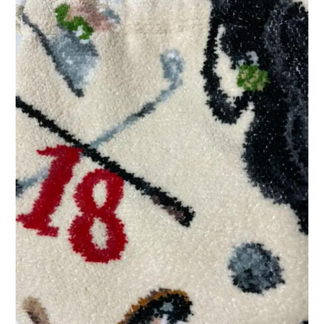 FEILER(フェイラー)の未使用★フェイラー ゴルフ柄ポーチ/フェイラーゴルフハンカチ レディースのファッション小物(ポーチ)の商品写真