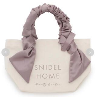 snidel - SNIDEL HOME オーガニックキャンバスバッグ