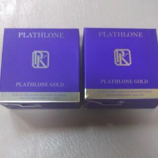 プラスロンゴールド 洗顔石鹸 2個セット(洗顔料)