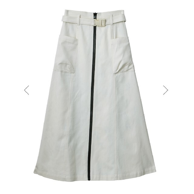 Ameri VINTAGE(アメリヴィンテージ)のAmeri Vintage×Fragment コラボスカート レディースのスカート(ロングスカート)の商品写真