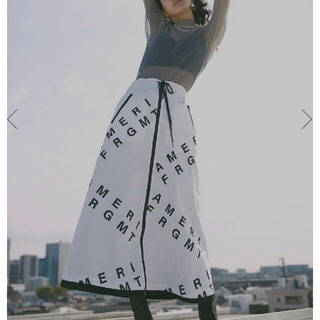 Ameri VINTAGE - Ameri Vintage×Fragment コラボスカート