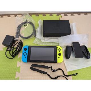 Nintendo Switch - Nintendo Switch ネオンブルー/ネオンイエロー