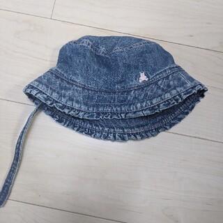 ベビーギャップ(babyGAP)の美品 Babygap (帽子)